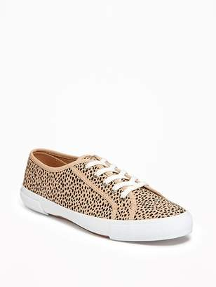 Old Navy Cheetah-Print Sneakers for Women