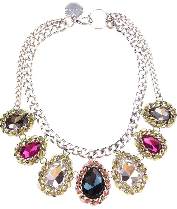 Bos. & Co. Bosco - Marcobologna jewel necklace