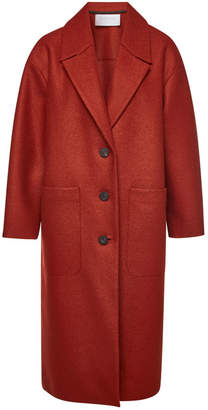 Harris Wharf London Oversized Virgin Wool Coat