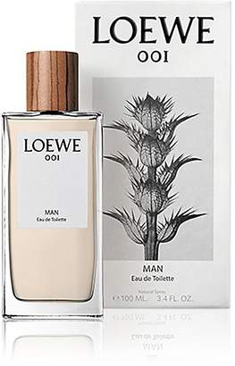 Loewe Men's 001 Man Eau De Toilette 100ml