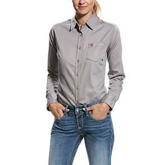 Ariat Women's Women's Flame Resistant Long Sleeve Work Shirt