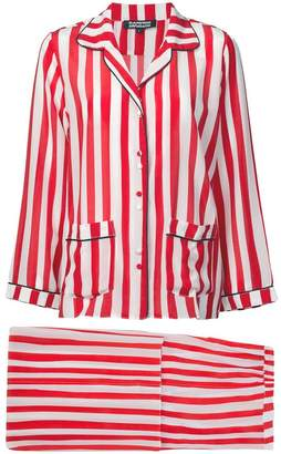 striped pyjama set - Red Rockins Clearance How Much spPmDYm4H