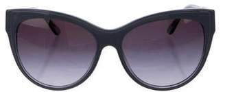 Stella McCartney Gradient Cat-Eye Sunglasses