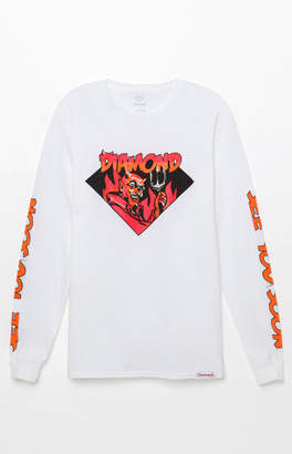 Diamond Supply Co. See You Soon Long Sleeve T-Shirt