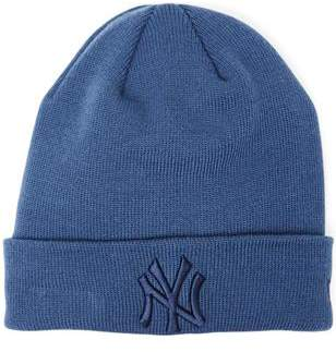 New Era 6Dart Cuff Yankees Blue Hat
