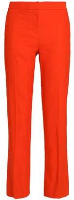 Diane von Furstenberg Canvas Tapered Pants