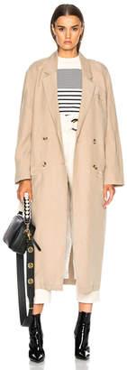 Smythe Raglan Trench Coat