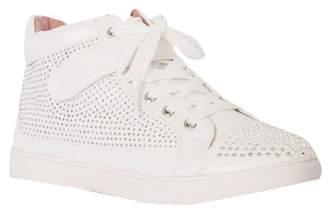 Ralph Lauren Lorraine Charley Embellished Sneaker