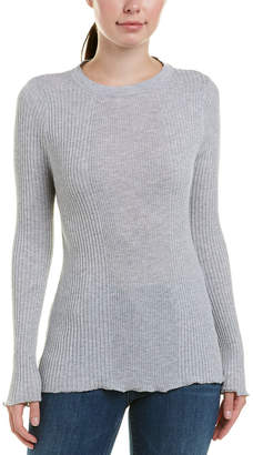 Central Park West Madison Marcus Ribbed Sweater