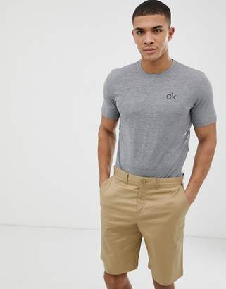 Calvin Klein Golf Newport t-shirt in grey