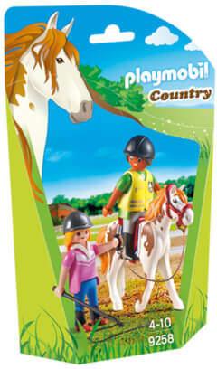 Playmobil Riding instructor (9258)