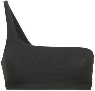 The Upside one shoulder bikini top