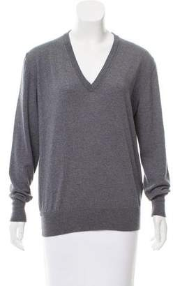 Tomas Maier Knit V-Neck Sweater