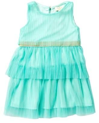 Kate Spade pleated dress (Toddler & Little Girls)
