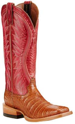 Women's Ariat Vaquera Caiman Cowgirl Boot