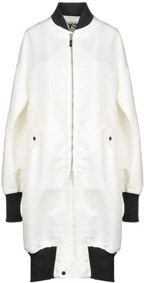 Y-3 Overcoats