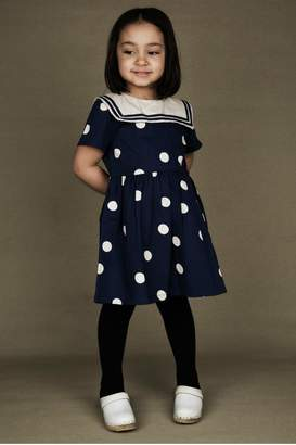 Mini Rodini Dot Sailor Dress