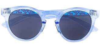 Italia Independent printed lense sunglasses