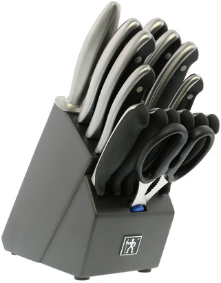 Zwilling J.A. Henckels Forged Synergy 16Pc East Meets West Knife Block