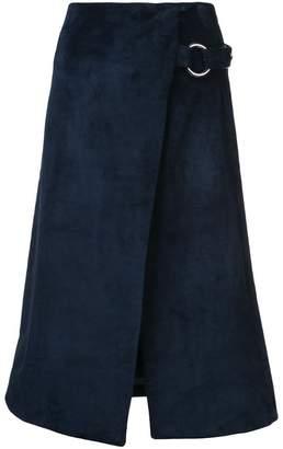 ADAM by Adam Lippes flared midi skirt