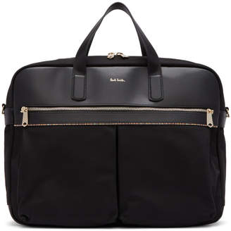Paul Smith Black Folio Briefcase