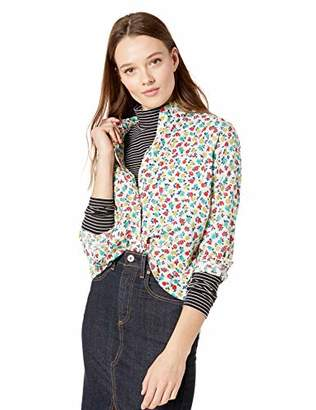 J.Crew Mercantile Women's Long-Sleeve Button Down Shirt
