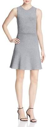 Theory Marled Flare Dress