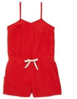 Blank NYC Girl's All Fired Up Romper