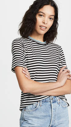 Splendid Taffy Striped Tee