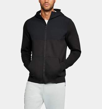 Under Armour Men's UA Unstoppable Knit Full Zip Hoodie