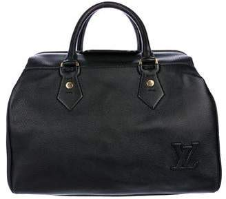 Louis Vuitton Cuir Cinéma Intrigue Bag