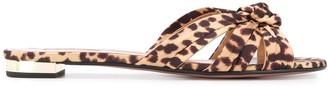 Aquazzura Menorca sandals