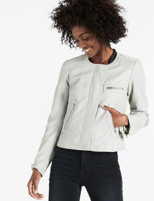 Lucky Brand Soft Leather Jacket