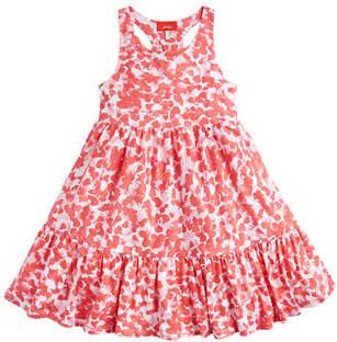 Joules Juno Striped Cotton Dress, Size 3-10