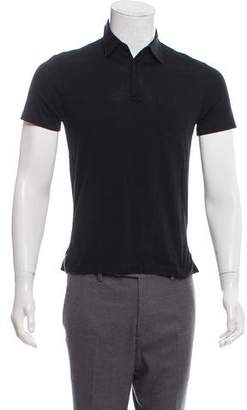 Ralph Lauren Black Label Short Sleeve Pocket Polo