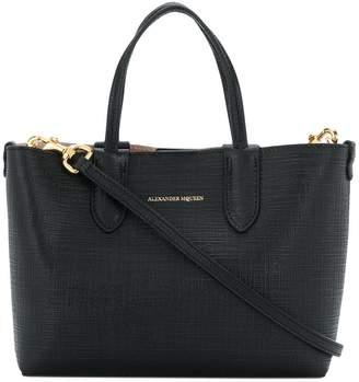 Alexander McQueen mini shopper bag
