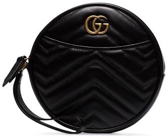 Gucci GG Marmont round clutch bag