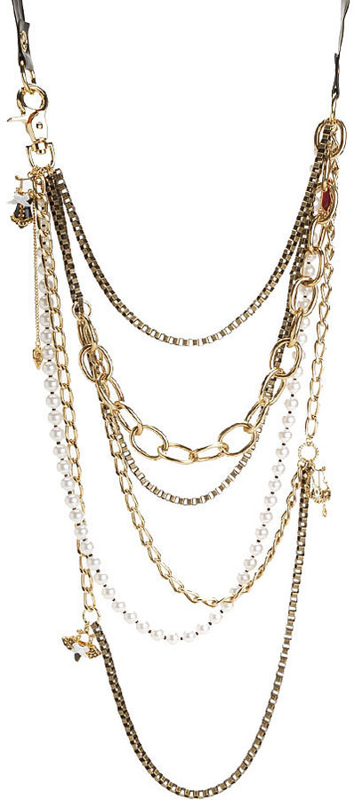 Long Layered Dream Closet Necklace