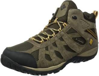 8861a1b9f3f0 Columbia Men s Redmond Mid Waterproof Trail Shoe