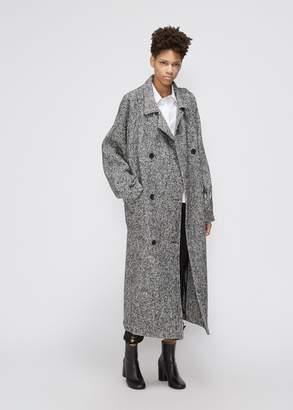 Dusan Oversized Long Trench Coat