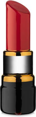 Kosta Boda Make Up Mini Glass Lipstick Figurine