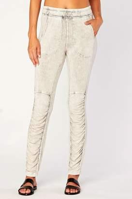 XCVI Ruched Cozy Pants
