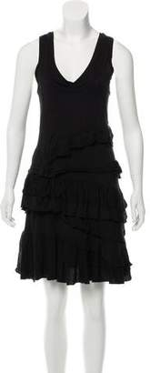 Marc by Marc Jacobs Tiered Ruffle Dress
