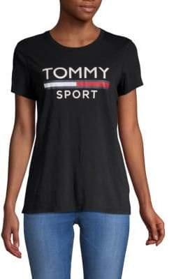 Tommy Hilfiger Logo Short-Sleeve Tee