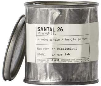 Le Labo Santal 26 Vintage Candle 195g