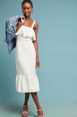 Winston White Daydreamer Linen Dress