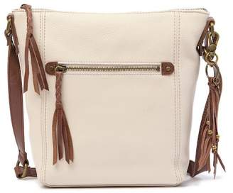 The Sak Ashland Leather Crossbody Bag