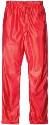 Engineered Garments Jog straight-leg trousers