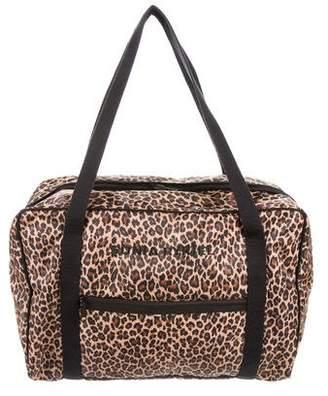 Sonia Rykiel Printed Nylon Bag