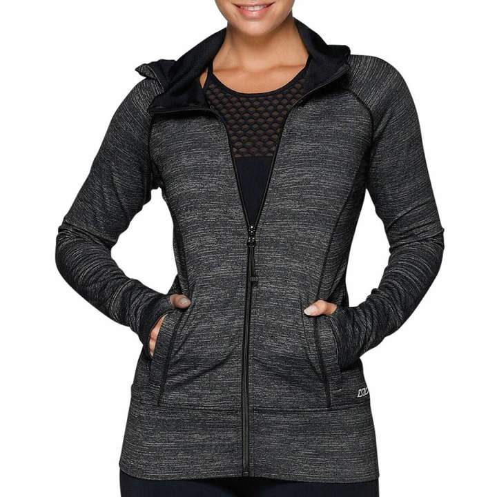Charcoal Action Active Jacket